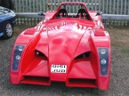 AGM Sportscars - WLR. Striking design