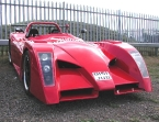AGM Sportscars - WLR. Stunning in red