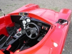 AGM Sportscars - WLR. ergonomic interior