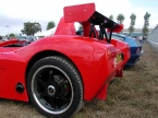 AGM Sportscars - WLR. Rear design of WLR