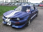 Ride Cars - GTR350. GTR350 at Donington 2007