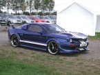 Ride Cars - GTR350. Loosely based on Eleanor