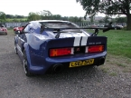 Ride Cars - GTR350. Back detailing