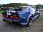 Ride Cars - GTR350. GTR350 rear overview