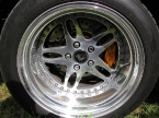 DC Supercars Ltd - DC Konig. OZ wheels and drilled discs