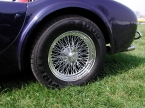 Hawk cars Ltd - Hawk 289. Knock on wire wheels