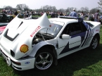 Paul Banham Conversions - RS200. MG based RS200 at Detling