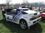 Paul Banham Conversions - RS200. Got lots of attention