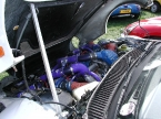 MG engine bay