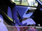 Paul Banham Conversions - RS200. Matching blue interior
