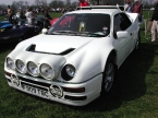Paul Banham Conversions - RS200. Another RS200 at Detling 07