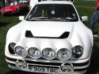 Paul Banham Conversions - RS200. Full quota of rally lights