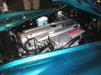 Jaguar XJR Supercharged engine