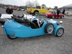 Cradley Motor Works - Lomax 223. Nice blue example at Exeter