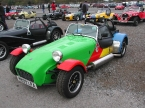 Caterham cars - Super 7. You wont miss this Caterham