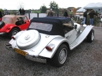Javelin Sports Cars - Cabrio. Rear view of Cabrio