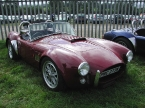 Gardner Douglas Sports Cars - GD427. Burgundy GD427