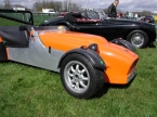 Seen at Detling Kit Car show