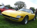 EG Autokraft - Daytona Spyder. Dont see many in yellow