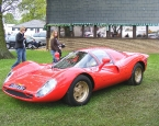 Overview of Ferrari P4 Replica