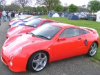 GTM Cars Ltd - Libra. Nice line up of GTM Libras