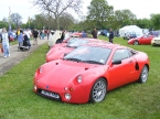 GTM Cars Ltd - Libra. GTMs together at Stoneleigh