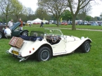 Merlin Sports Cars - Merlin TF. Ready for a picnic
