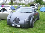 Paul Banham Conversions - Banham Bat. Jaguar looking front grille