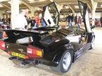 Mirage Replicas Ltd - Mirage. Mirage Countach at Stoneleigh