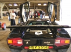 Rear haunches of Countach