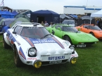 Hawk cars Ltd - HF series. In good company