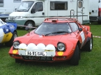 Hawk cars Ltd - HF series. Red Stratos Hawk replica