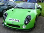GTM Cars Ltd - GTM Spyder. Green GTM Spyder