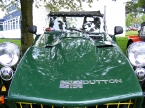 Dutton - Dutton Phaeton. A look down the bonnet
