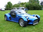 Sylva Autokits Ltd - Mojo. Mojo at Stoneleigh Kitcar show