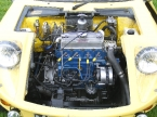 Marcos Heritage Ltd - Mini Marcos. A Series Mini engine