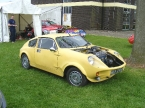 Marcos Heritage Ltd - Mini Marcos. Ready for inspection