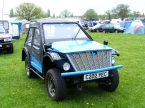 NCF Motors Ltd - Blitz 4x4. Blitz 4 x 4