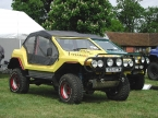 Chevy 350 powered Dakar