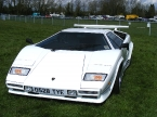 Mirage Countach front view