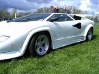 Mirage Replicas Ltd - Mirage. Countach side details