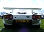 Mirage Replicas Ltd - Mirage. Close up of Countach rear