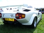 Mirage Replicas Ltd - Mirage. Mirage Countach rear view