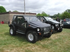 NCF Motors Ltd - Blitz 4x4. At Stoneleigh 07 Kit Car Show