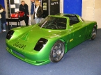 Aeon Sportscars Ltd - GT3 Coupe. Aeon Demo car