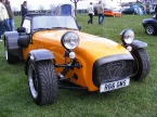 Caterham cars - Superlight R300. Also at Detling kitcar show 08