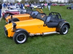Caterham cars - Superlight R300. Side view