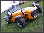 Nice shot of Caterham