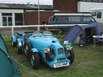 Cradley Motor Works - Lomax 224. Camping down for the night
