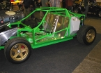 Hawk cars Ltd - HF series. Hawk HF Stratos chassis
